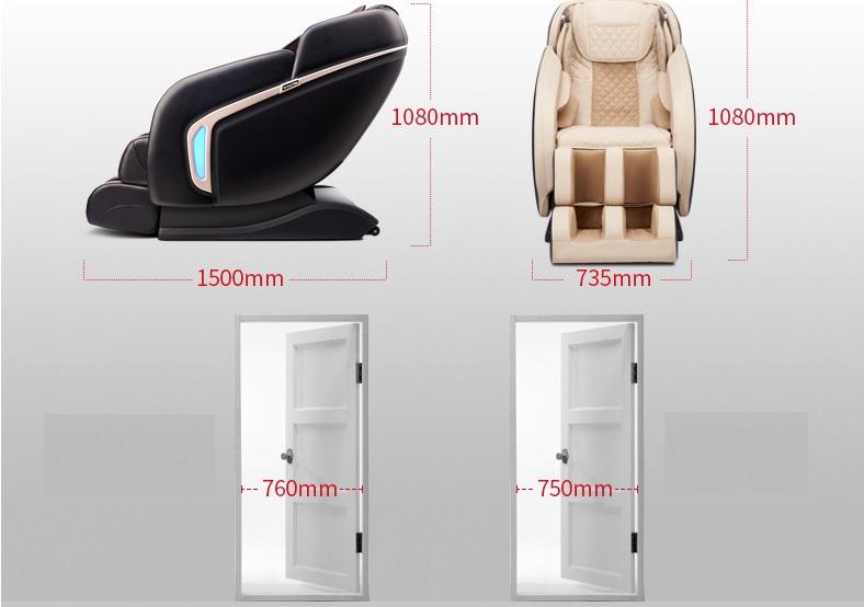 Ghế Luxury Massage Chair OS 555
